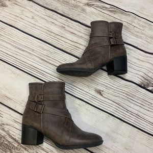 Natural Soul Brown 8.5 Boots